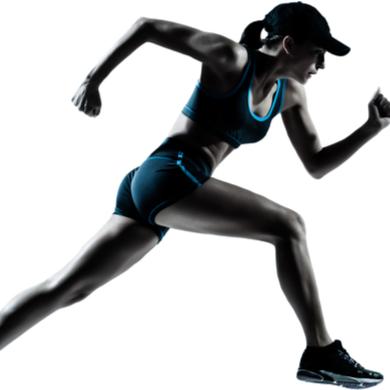 Логотип организации ФСОО Ветеранов легкой атлетики Иркутской области